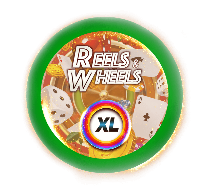 Reels And Wheels XL