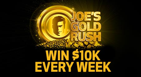 Gold Rush - Win $10,000 Every Week