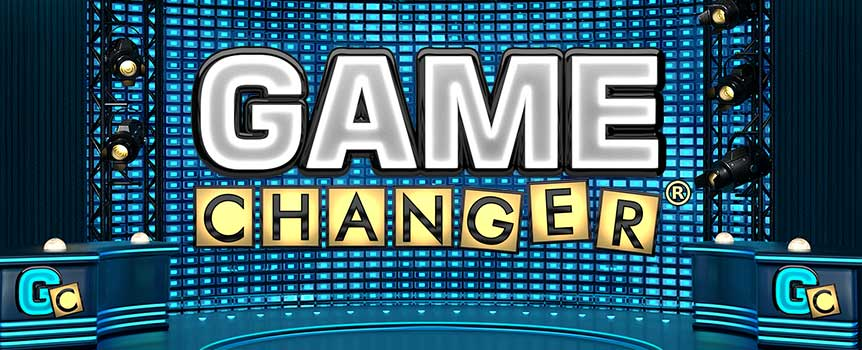 Game Changer takes its inspiration from fun TV game shows, where spectacular prizes are on offer.