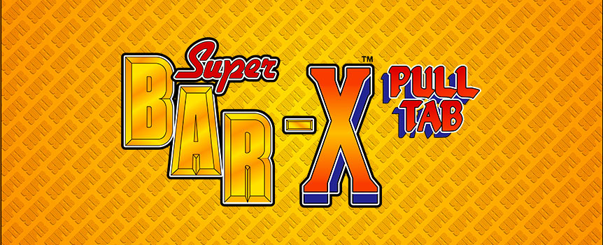 If you are a fan of simple pokies with huge Payouts on offer, then Super Bar-X Pull Tab is the ideal game for you! With 3 Reels, 4 Ways to Win and Payouts of 4,000x your stake available, you will be happy you found this one!