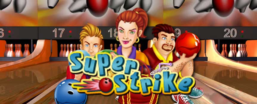 Super Strike, by Habanero, is a 5-reel and 25-paylin slot with a whole host of interesting and unique features, all of which are designed to manufacture the most flawless and close-to-the-alley slots experience available on the market. Bedazzling users with its brilliant quality graphics, calming yet atmospheric background music and easy navigation from the first second of play, the theme is complete with some brilliant on-topic symbols as well as the standard card deck ones.