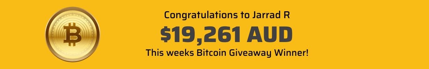 Bitcoin Giveaway