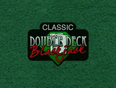 Classic Double Deck Blackjack