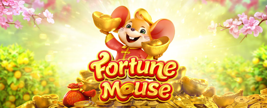 Fortune Mouse is cute and classic Pokie that is simple to play, and fun for players of any experience. Harking back to the glory years when Pokies weren't bogged down with too many Features, and the Payouts were huge!