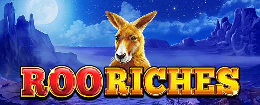 Roo and his wild companions are waiting to take you on a fantastic Outback adventure with Lightning Spins and Lightning Bet option for VIP experience!