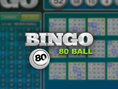 80-Ball Bingo