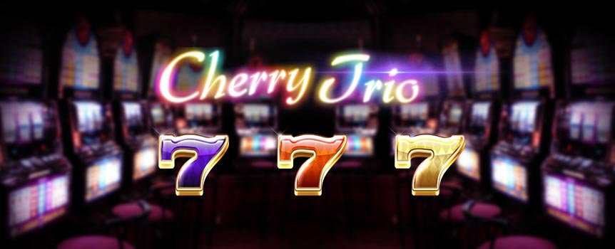 Don't worry about getting dressed up to hit the casino floor, this 3-reel, 5-line gem does the hard yakka for you. Why have one cherry when you can have three in this Vegas-style slot? This classic is packed with all the bells and whistles that you know and love. The Cherry Trio Sticky Wilds feature is one to watch out for. When one reel is filled with all three of the trio they activate two Cherry re-spins. There's a nice little 1,000-coin jackpot on offer, so that will definitely help you shout a few rounds at the pub. Get in on the fun as you won't be disappointed.