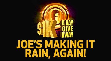 Gold Rush - Win $10,000 Every Week